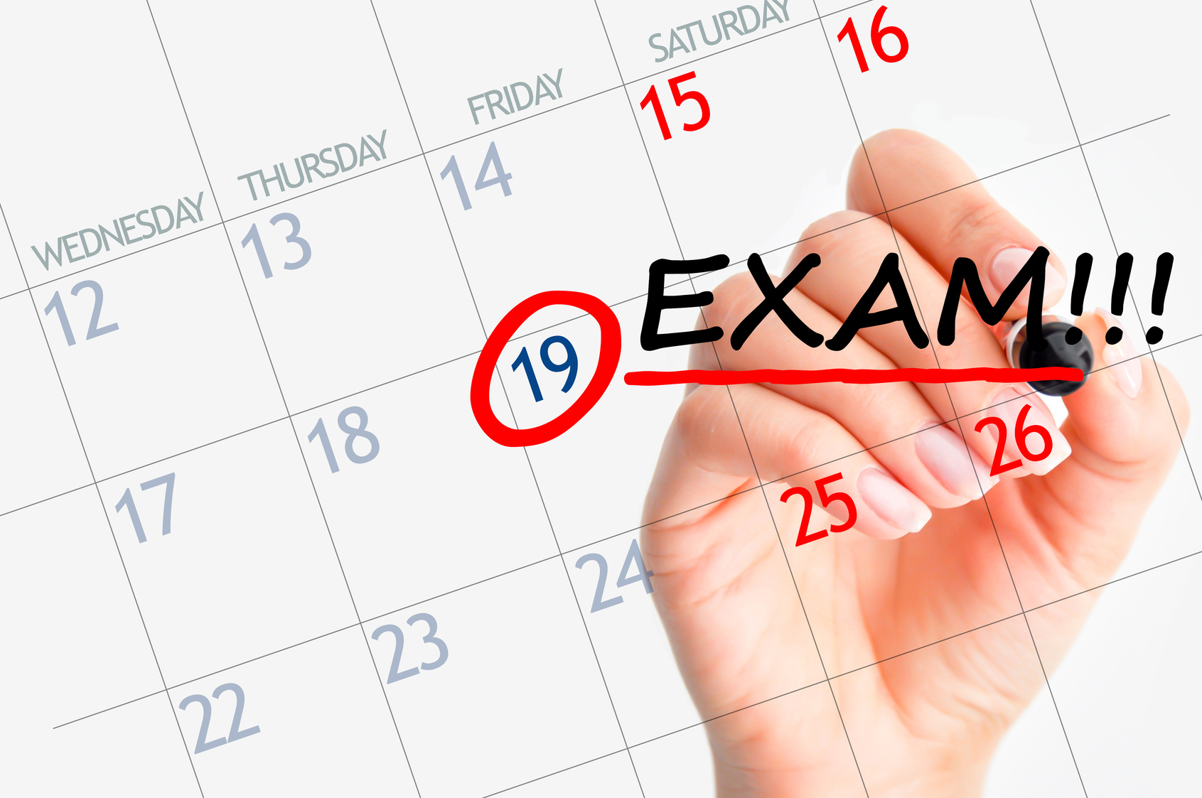 reduce stress in exam Exam stress affects nearly everyone we offer our 13 top tips on how to deal with exam stress.