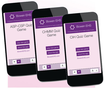 CIH Quiz Game For Your Smartphone or Tablet | Apps | Resources